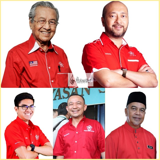 Tun Mahathir Digugur
