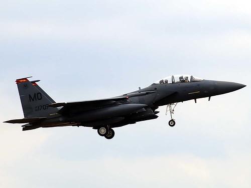 88-1707 MO F-15E Strike Eagle Lakenheath 27-5-20