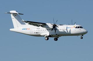 F-WWLT / HK-5351 - ATR 42-600 - Easyfly - msn 1419