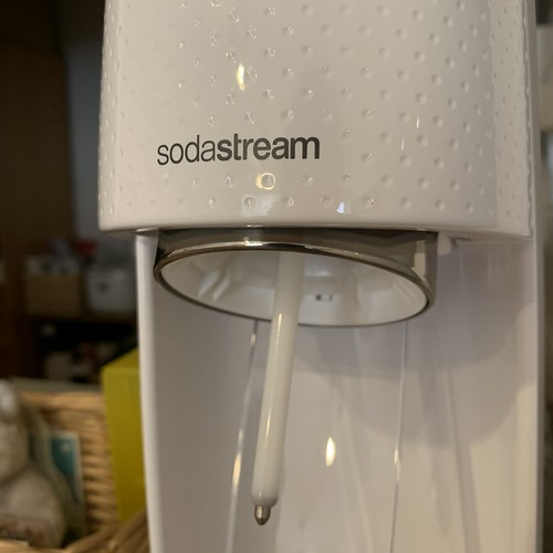 sodastream Spirit White