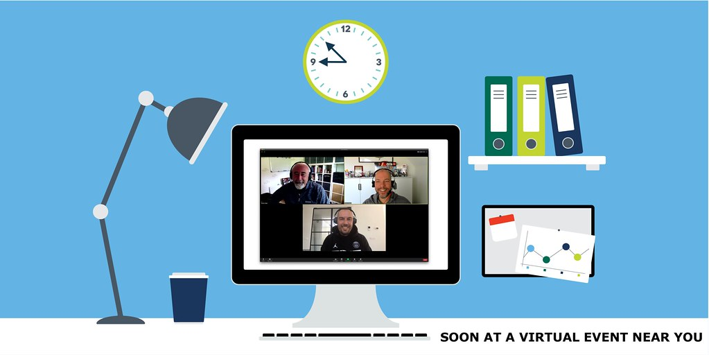Event Season has lifted off! #VirtualRoadshow