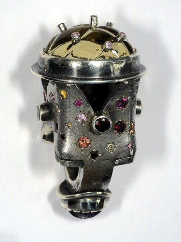 Sixty - Cocktail Ring - 6