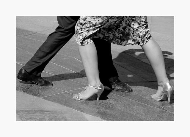 Paris - tango