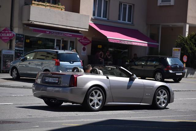 Cadillac XLR - Switzerland, Schwyz
