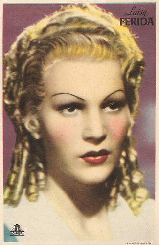Luisa Ferida in Amore imperiale (1941)