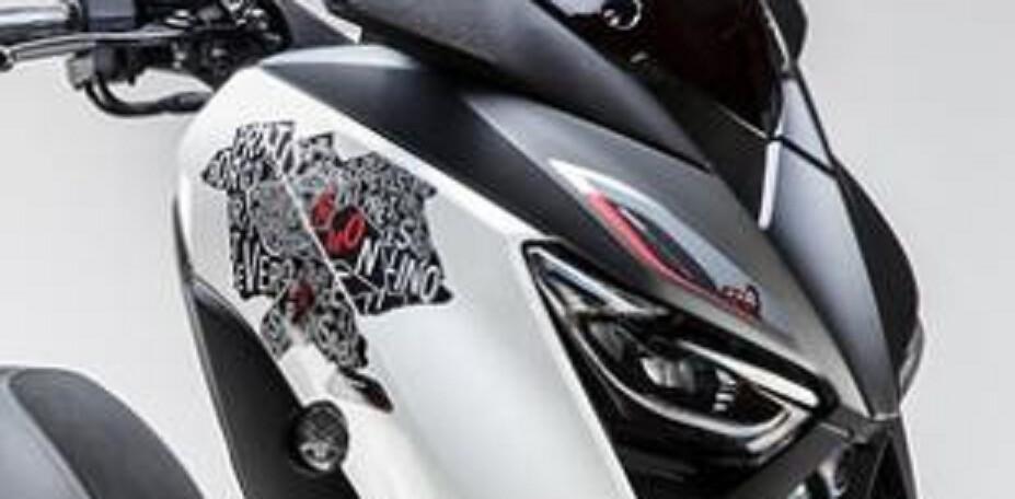 Yamaha XMax 300 Roma Edition MMXX LF