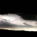 25. Mai 2020 - 21:33 - Thunderstorms over Latigo Ranch with lightning igniting the night sky turning darkness into daylight.