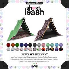 .:Short Leash:. Princess's Hideaway