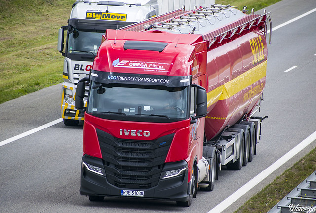 Iveco S-Way | Omega Pilzno (PL)