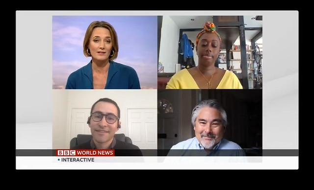 Talking to BBC World