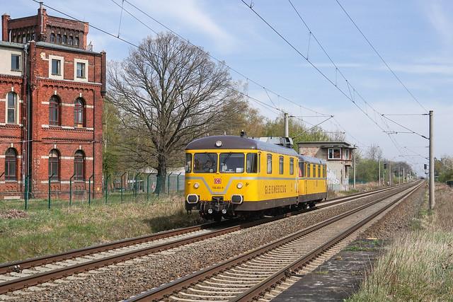 726 002 + 725 002 DB Netz Instandhaltung | Leipzig-Miltitz | April 2020