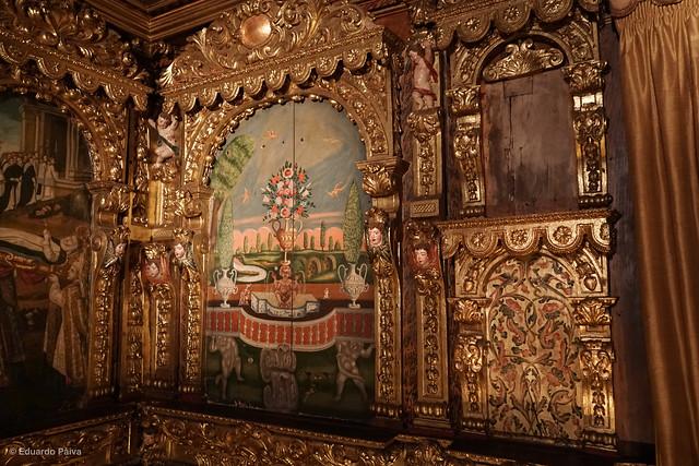 Sala de Lavor, museu de Santa Joana/Aveiro, Portugal.