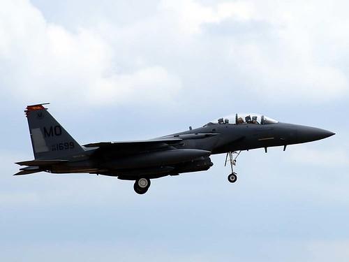 88-1699 MO F-15E Strike Eagle Lakenheath 27-5-20