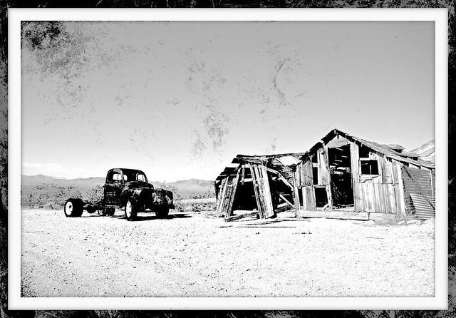 Dually In The Desert