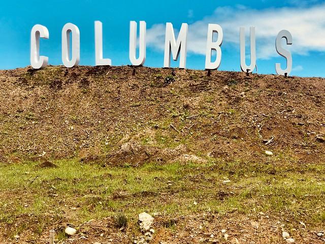 Mount Columbus