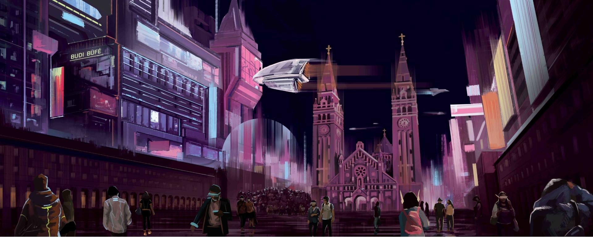 Eljött az apokalipszis a Szent István térre