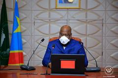 PresidenceRDC_SEM Félix-Antoine Tshisekedi Tshilombo