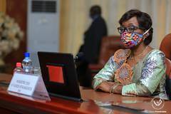 PresidenceRDC_Ministre des affaires étrangères RDC_Marie Tumba Nzeza