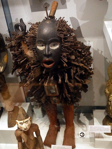 Pitt Rivers Museum - Oxford - Research - 8
