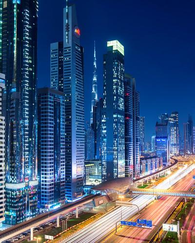 dubai uae emirates unitedarabemirates الإمارات العربية المتحدة الإمارات دبي islam muslim skyscrapers modern future desert unreal persiangulf middleeast jumeirah marina burjkhalifa tall kennymccartney canon 5dsr tse24lii dxb
