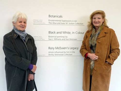'Black and White In Colour'  Exhibition