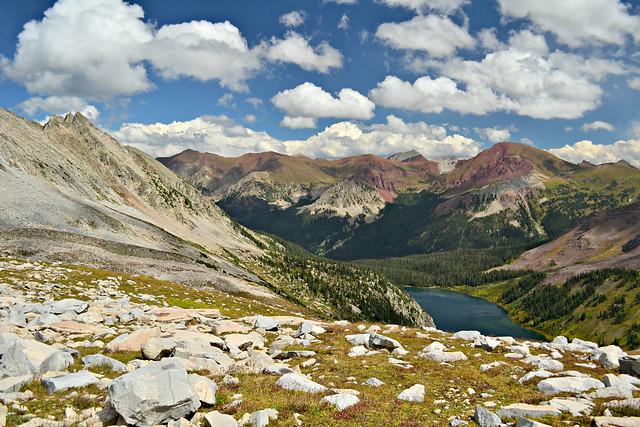 Snowmass Lake, Colorado