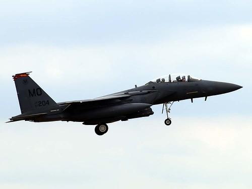 87-0204 MO F-15E Strike Eagle Lakenheath 27-5-20