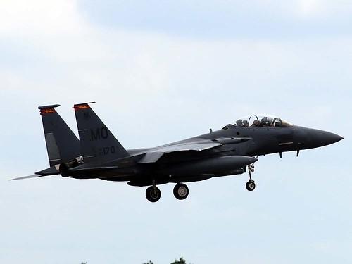 87-0170 MO F-15E Strike Eagle Lakenheath 27-5-20