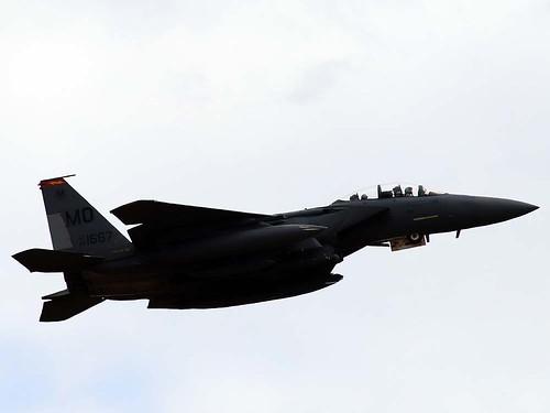 88-1667 MO F-15E Strike Eagle Lakenheath 27-5-20