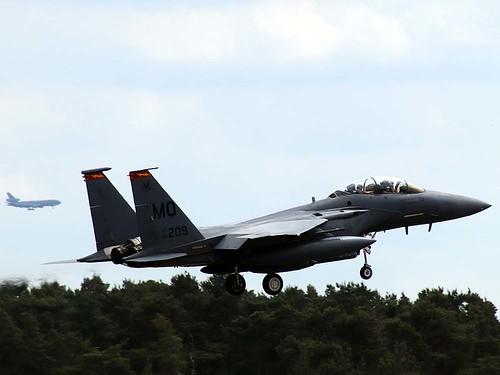 87-0209 MO F-15E Strike Eagle Lakenheath 27-5-20