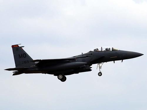 87-0169 MO F-15E Strike Eagle Lakenheath 27-5-20