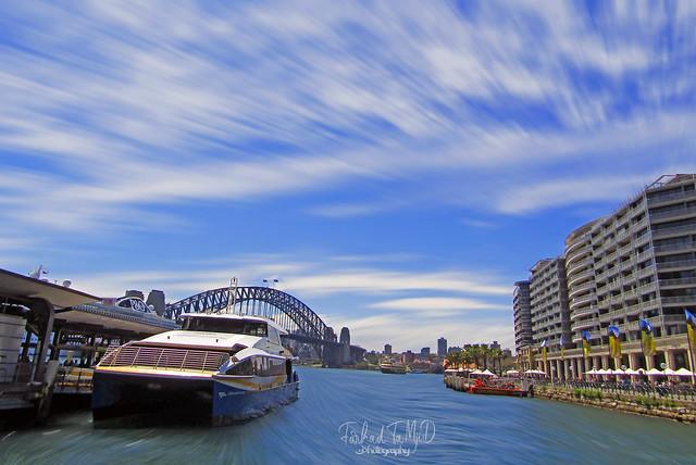 Cirqular Quay, Sydney