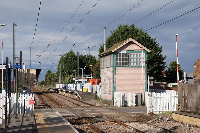 Magdalen Road Signal Box and Watlington Station