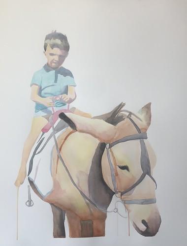 Donkey - 004 | £62 inc p&p UK