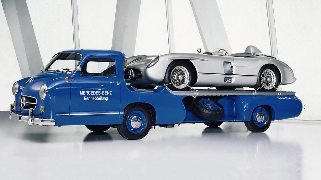 Mercedes Benz Blue Wonder Transporter Atilla Healer Healer Flickr