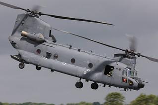 Boeing Vertol CH-47F Chinook D-890 298 Squadron