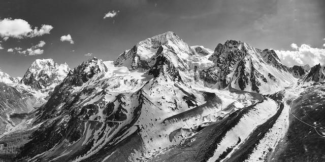The Alpine Haute Route - EXPLORE