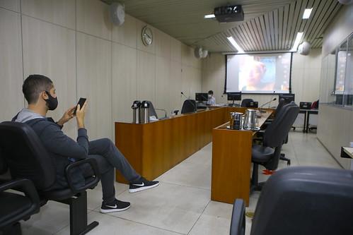 Comissão de Educação - Audiência pública para discutir a situação enfrentada pela Cultura de Belo Horizonte