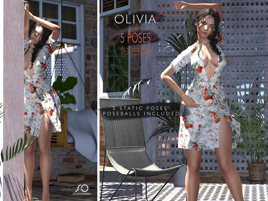 :studiOneiro: Olivia @ MIIX Event