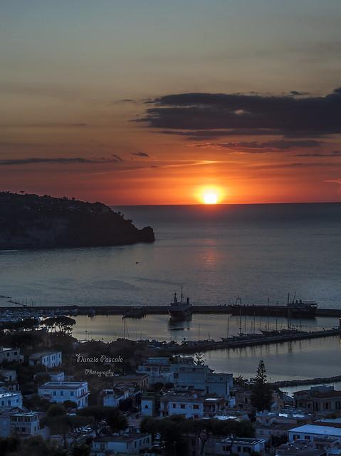 May sunset 2020