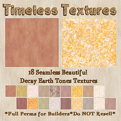 TT 18 Seamless Beautiful Decay Earth Tones Timeless Textures