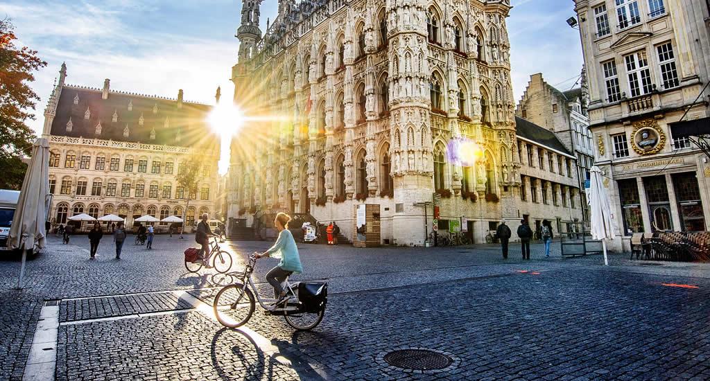 Fietsen in Leuven | Mooistestedentrips.nl