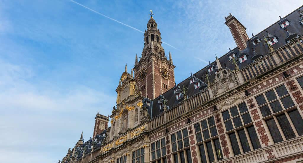 Universieitsbibliotheek | Mooistestedentrips.nl