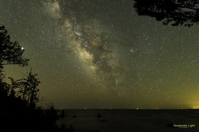 The May Milky Way