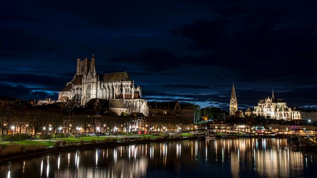 Auxerre, Bourgogne - France