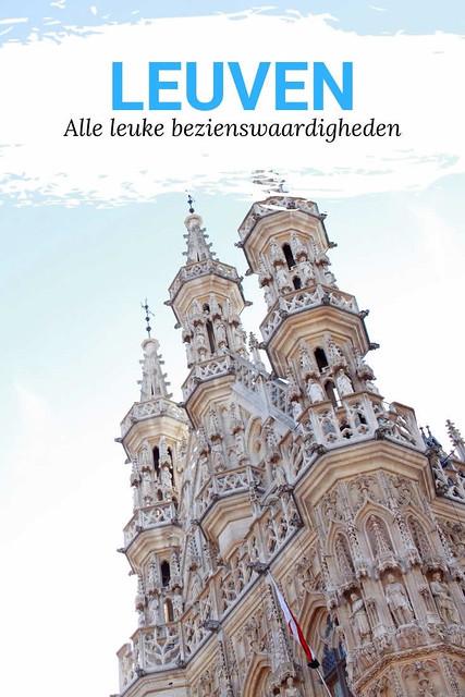 Bezienswaardigheden in Leuven | 11x doen in Leuven