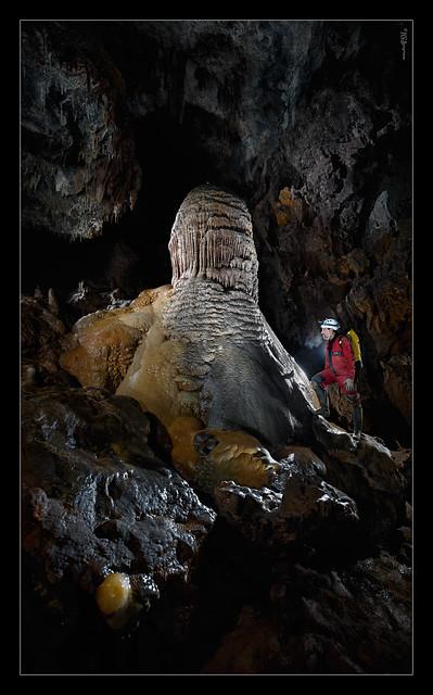 Cueva Vallina - Espeleotema...