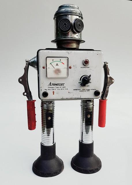 Robot major Tom...Elec