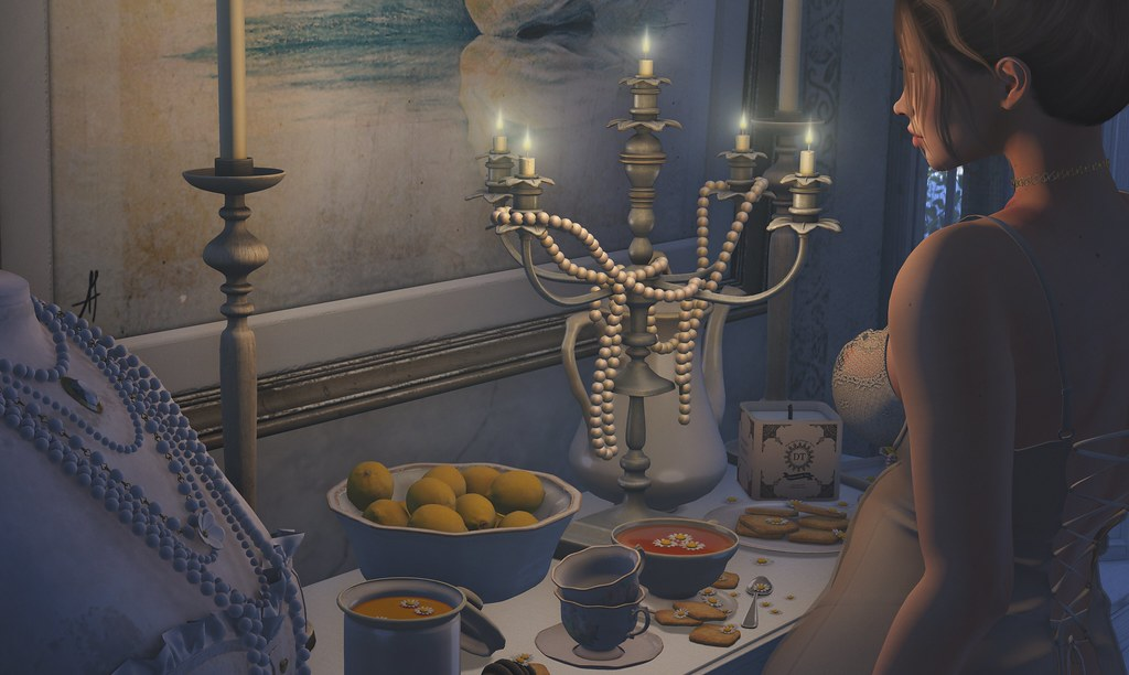 Evening Tea.