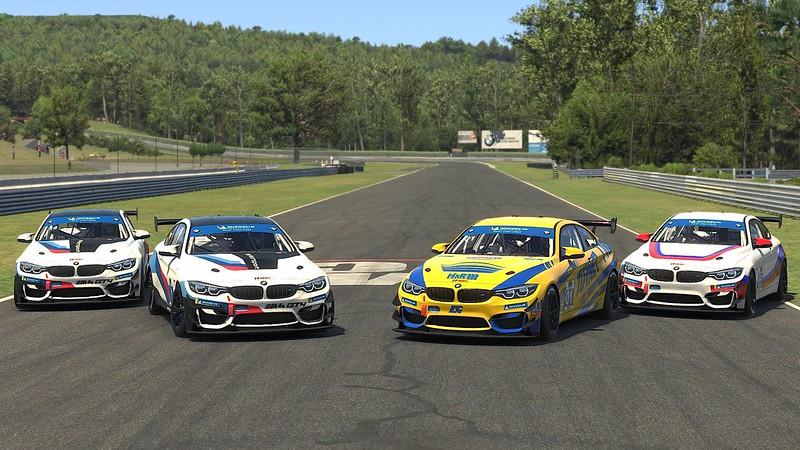 iRacing BMW M4 GT4 4